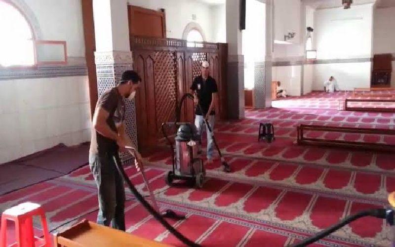 شركة تنظيف مساجد بالكويت