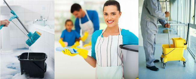 تنظيف مبارك الكبير