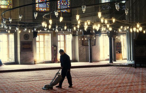 شركة تنظيف مساجد بالكويت باقل الاسعار لبيوت الله